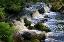 Водопад Юканкоски Питкярантский р-он