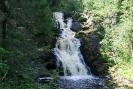 Водопад Юканкоски на реке Кулисмайоки