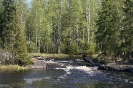 Река Тохмайоки Карелия