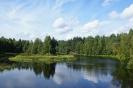 Река Видлица у п.Большие Горы