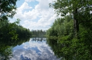 Озеро Витари у п. Щеккила
