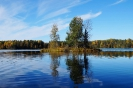 Осень в Карелии
