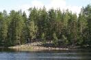 Озеро Ояярви Карелия