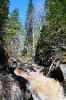 Водопад Пёюхинкоски Карелия