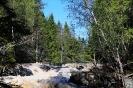 Водопад Пёюхинкоски