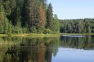 Река Янисйоки Карелия
