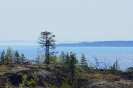 Ладожское озеро залив Сюскюянлахти