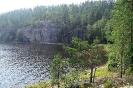 Ладожское озеро залив Хауккалахти
