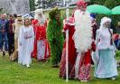 Сельский фольклорный праздник юмора в Киндасово