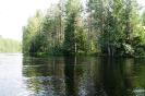 Река Укса (Уксунйоки) Карелия