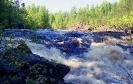 Водосброс на Гирвасской плотине