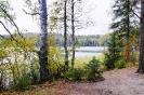 Озеро Андронино и водопад Андроновский