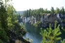 Горный парк Рускеала мраморный каньон